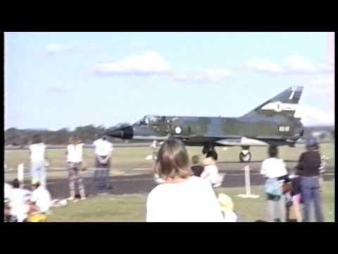 RAAF Mirage 111O Amberley '86