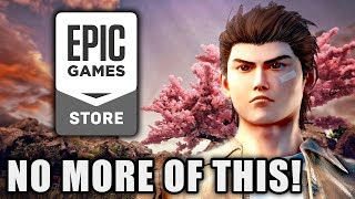 Epic Games Will Offer Shenmue 3 PC Kickstarter Backers Refunds