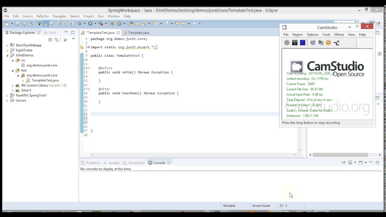 Tdd test driven development in java using junit youtube tdd test driven development in java using junit baditri Images