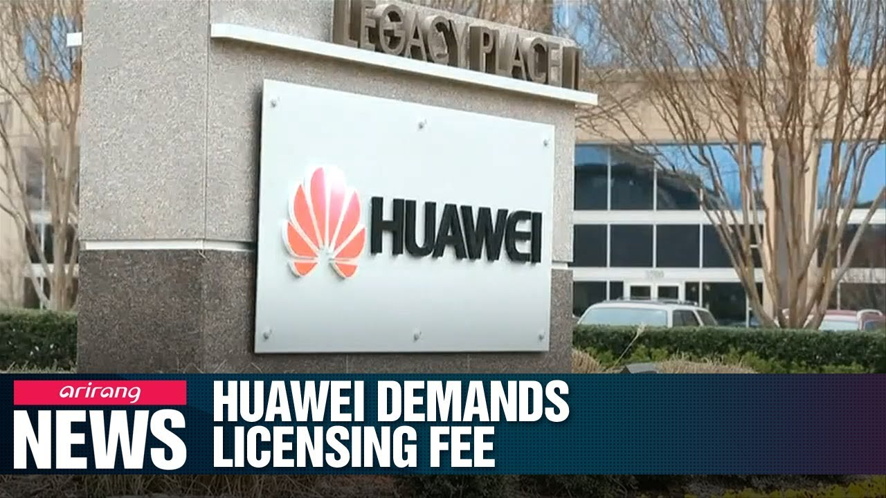 Huawei reportedly urging Verizon to pay fees on over 200 patents
