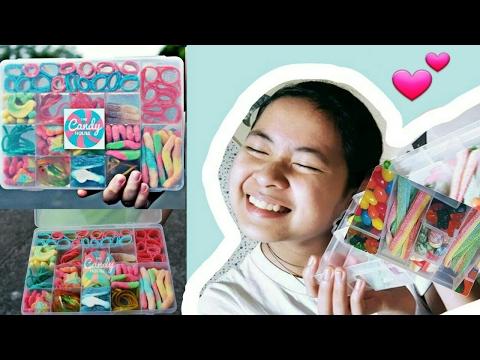 diy GUMMY KIT | surprise birthday gift | vlog | klathrel