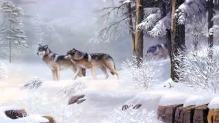 Anime wolves Untraveled road