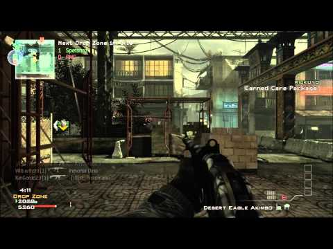 MW3 Akimbo Desert Eagles Only Again with Protomario