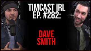 Timcast IRL - Biden is DESTROYING The Economy, Jobs Report Is A Disaster w/Dave Smith