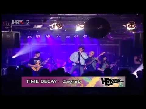 Time Decay - The Revenant (live@Mali pogon Tvornice)