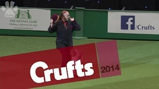 Behind The Scenes - Heelwork To Music | Heather Smith | Crufts 2014
