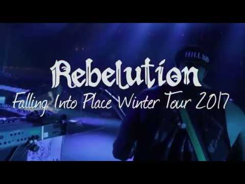 Rebelution - Falling Into Place Winter Tour 2017
