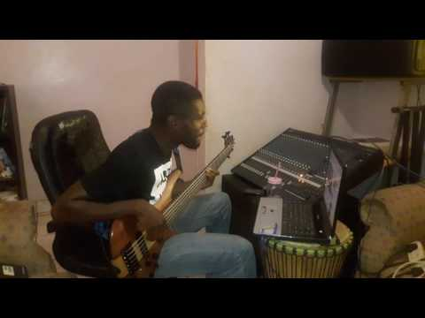 Sahlanzwa by Xolani Sithole bass cover