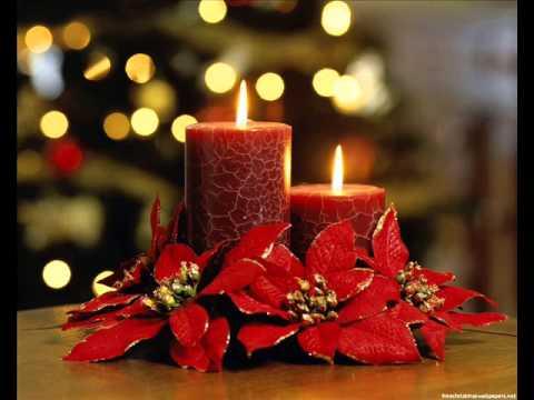 christmas candles bing crosby