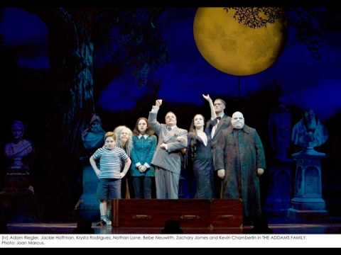 Addams Family - The Moon And Me
