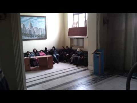 Pro-Russian protesters remain in Kharkiv administrative building