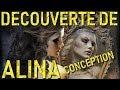 PRÉSENTATION DE CHAMPION ALINA, MANIFESTATION DU REFLETS [CONCEPTION]