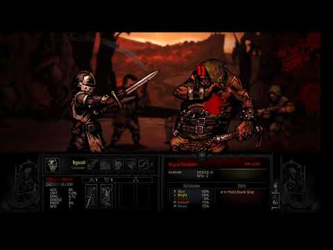 Darkest Dungeon Part 1 - Jabroni Mike: Full Streams