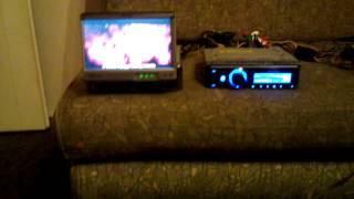 Pioneer dvd dv7300
