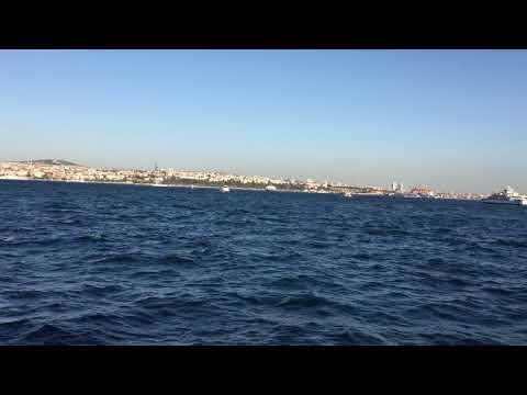 Bosphorous Tour at Istanbul, Turkey
