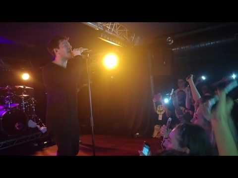 Hoodie Allen - King To Me (Happy Camper Tour Paris)