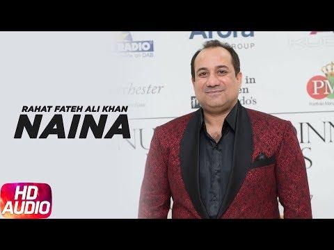Naina ( Lyrical Video )   Hero 'Naam Yaad Rakhi   Rahat Fateh Ali Khan   Speed Records