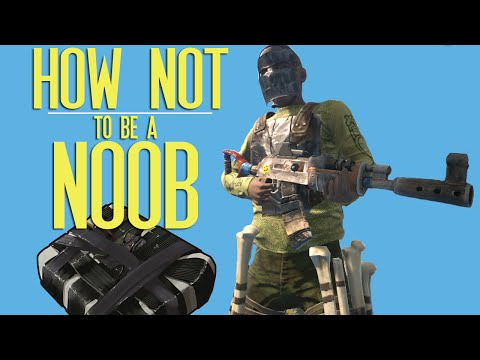 HOW NOT to be a NOOB (Rust)