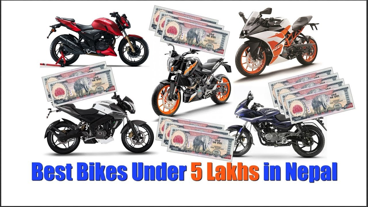Top 10 Best Bikes Under 5 Lakh In Nepal 2018 Youtube