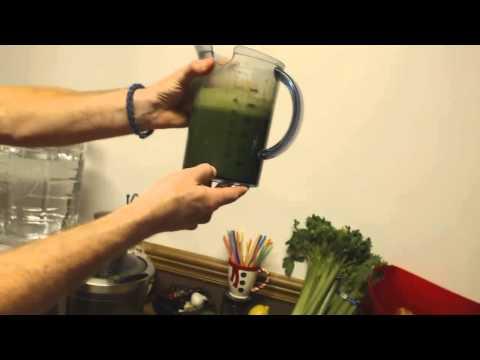 Dr. Michael's vital greens drink, Part 2
