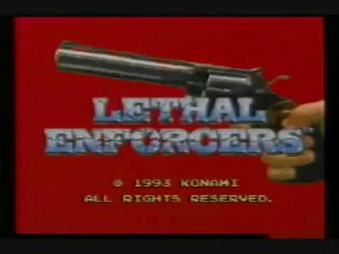 Lethal Enforcers Trailer