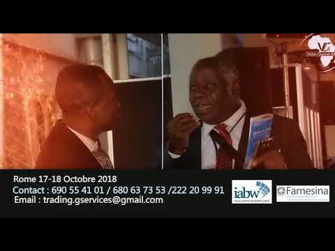 IABW 2018: presentation de Vision Channel Africa