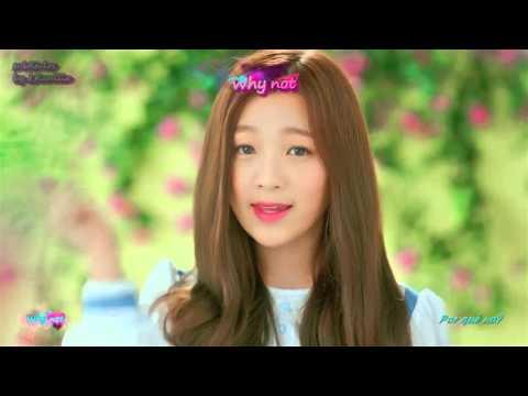 APRIL Dream Candy MV Sub español + Karaoke