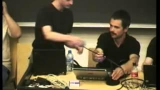 03 Debian Derivatives Panel Benjamin Mako Hill