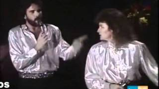 Me engañaste ( Una estúpida más )  PIMPINELA / Video 1983 RADIO RECUERDOS