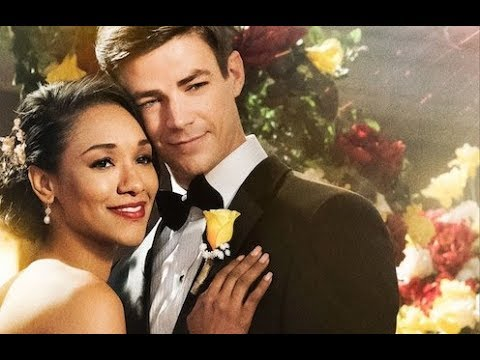 The Arrowverse // Wedding Barry & Iris // Crisis on Earth X, Part