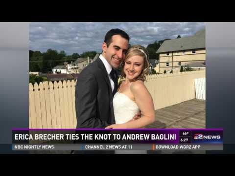 WGRZ's spot on Erica's & Andrew's wedding!