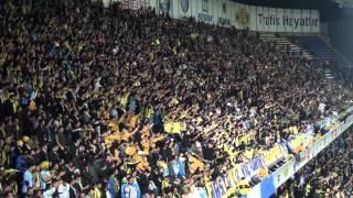 Maç Öncesi Emre Belözoğlu'nun Tribüne Çağrılması