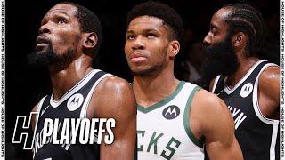 Milwaukee Bucks vs Brooklyn Nets - Full Game 7 Highlights | June 19, 2021 | 2021 NBA Playoffs