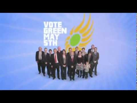 Green Party in Northern Ireland 2011 Assembly Election Broadcast
