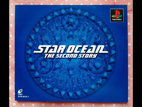 [PS]①スターオーシャンセカンドストーリー(STAR OCEAN THE SECOND STORY)BGM集