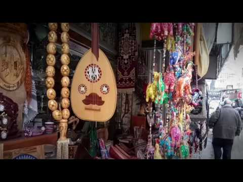 3.30mins from Nablus today 16/2/2017 - Palestine | daiylife Music by: Habib Al Deek
