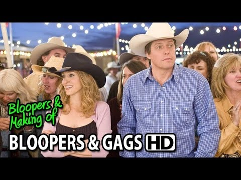 Did You Hear About the Morgans? (2009) Bloopers Outtakes Gag Reel (Part1/2)