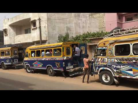 Senegal Vlog (Travel around the world, stop 1)