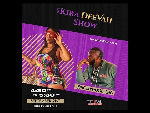 The Kira Deevah Show | Hollywood Thad