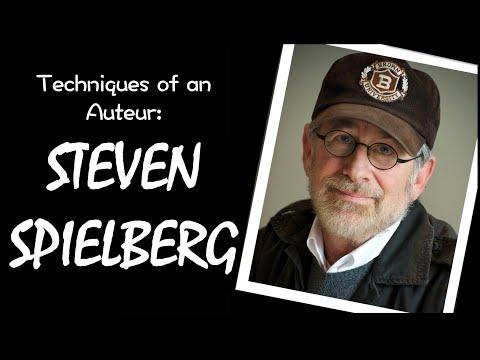 Techniques of an Auteur | STEVEN SPIELBERG