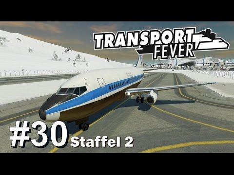 TRANSPORT FEVER S2/#30: Flughäfen für Hamburg & Wien [Let's Play][Gameplay][German][Deutsch]