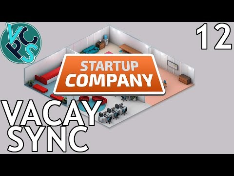 Startup Company EP12 - Vacay Sync - Beta 13.5 Software Developer Tycoon Gameplay