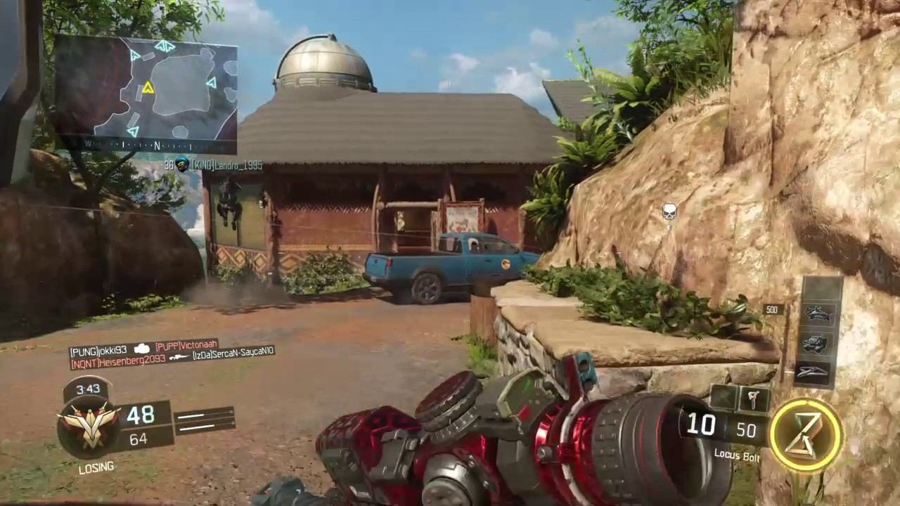 how to play multiplayer online black ops 3 ps4