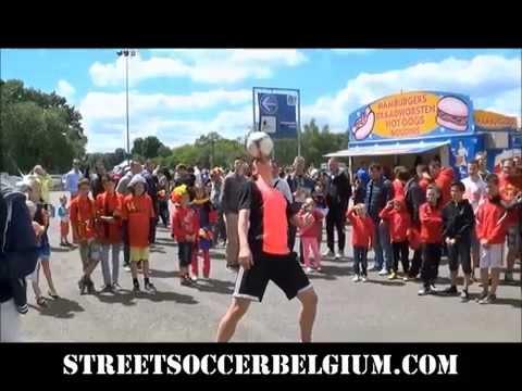Streetsoccer Belgium presents