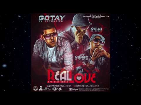 Gotay – Real Love (Remix) ft. Ñejo & Ñengo Flow (Official Audio)