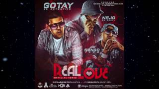 Gotay - Real Love (Remix) ft. Ñejo & Ñengo Flow [Official Audio]
