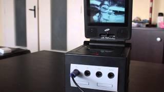 Ecran Intec NTSC sur Gamecube PAL pucée : Impossible de forcer le NTSC via puce xenogc