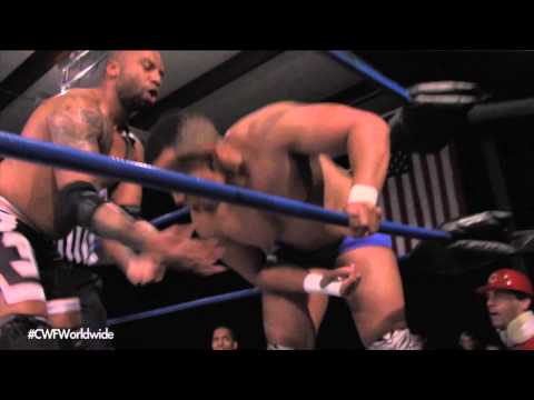 CWF Mid-Atlantic Wrestling: Roy Wilkins vs. Chris Lea (5/16/15)