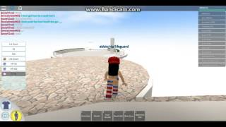 Robloxian Waterpark/lifeguard And Vip Review!