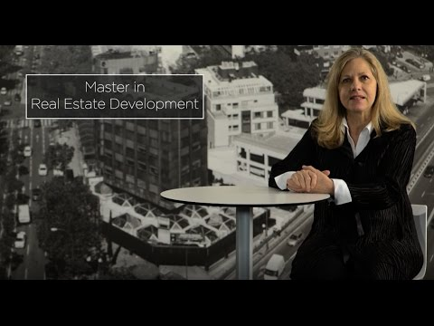 Master in Real Estate Development